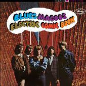 BLUES MAGOOS-Electric Comic Book
