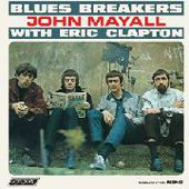 MAYALL, JOHN & THE BLUESBREAKERS-Bluesbreakers with Eric Clapton