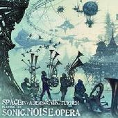 SPACE INVADERS & NIK TURNER-Playing The Sonic. Noice.Opera