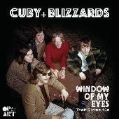CUBY + BLIZZARDS-Windows Of My Eyes: Their Sixties 45s (black)