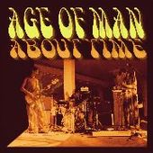 AGE OF MAN-About Time (yellow)