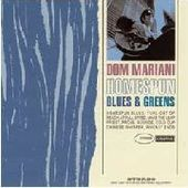 MARIANI, DOM-Home Spun Blues & Greens (blue)