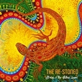RE-STONED-Stories Of The Astral Lizard (green)