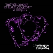 FELLOWSHIP OF HALLUCINATORY VOYAGERS-Tenderness Avalanche (purple)