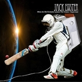 ELLISTER, JACK-When An Old Cricketer Leaves The Crease (white)