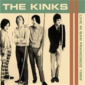 KINKS-Live In San Francisco 1969