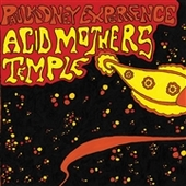 ACID MOTHERS TEMPLE/PAUL KIDNEY EXPERIENCE-s/t (black)