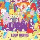 LOW HUMS-Night Magic Wine/Shine Rock (clear)