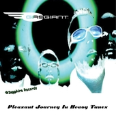 GAS GIANT-Pleasant Journey In Heavy Tunes (black)