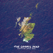 COSMIC DEAD-Scottish Space Race (purple)