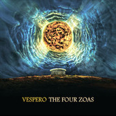 VESPERO-The Four Zoas (orange)