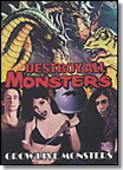 DESTROY ALL MONSTERS-Grow Live Monsters
