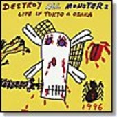 DESTROY ALL MONSTERS-Live In Tokyo + Osaka, 1996