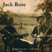ROSE, JACK-Dr. Ragtime And His Pals/Jack Rose